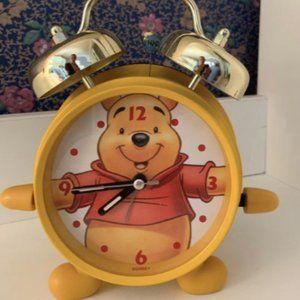 Disney Pooh Clock